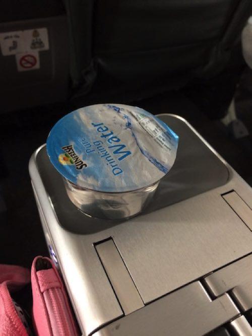 น้ำดิ่มบนเครื่องScoot