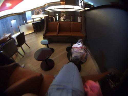 บรรยากาศโดยรอบKingpower Lounge