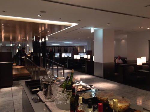 บรรยากาศANA Lounge