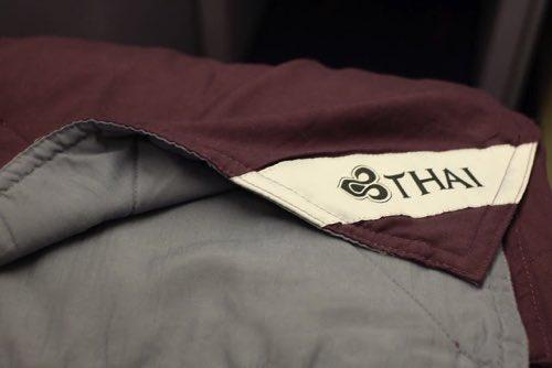 ผ้าห่มการบินไทย