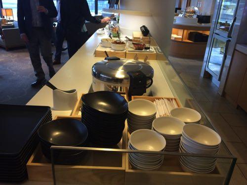 ข้าว Sakura Lounge Narita