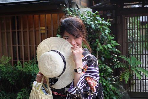 ชุดยูกาตะ เกียวโต