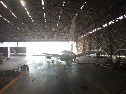 เครื่องบินJAL Muesum