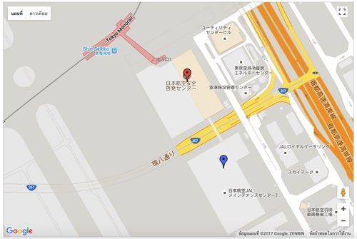 แผนที่ไปJal Museum