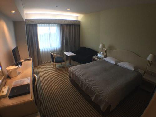 รีวิวห้องพักNikko Hotel