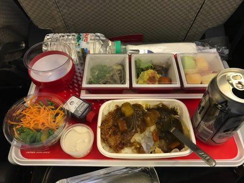 อาหาร JAL Eco