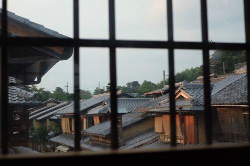 วิวเมืองเกียวโตโบราณ