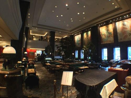 ห้องรับรองโรงแรมญี่ปุ่น