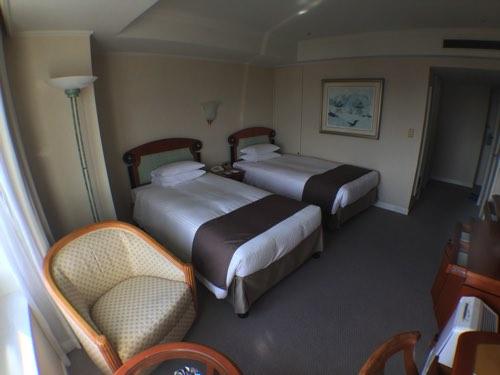 ห้องพักภายในโรงแรมญี่ปุ่น