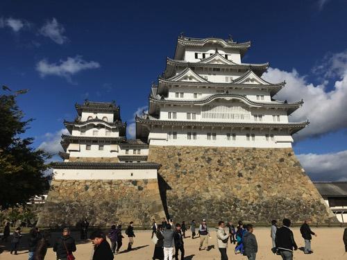 ปราสาท Himeji