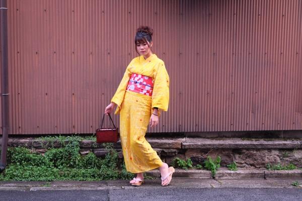 เช่าชุดยูกาตะ เกียวโต