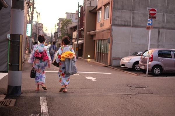 เดินไปงานเกียวทานาบาตะ