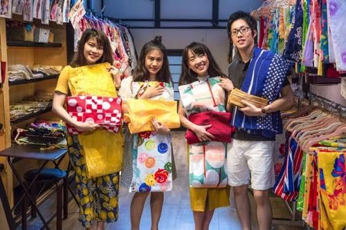 แนะนำร้านเช่าชุดกิโมโนในเกียวโตร้านไหนดี
