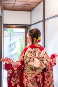 รีวิวเช่าชุดกิโมโน เกียวโต
