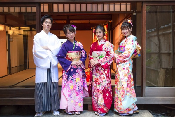 รีวิวเช่าชุดกิโมโนใส่ถ่ายรูป เกียวโต