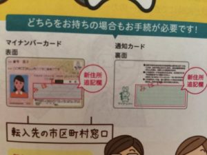ID Card Japan