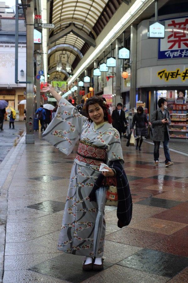 ช้อปปิ้งที่Shijokawaramachi