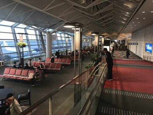 รีวิว บินภายในประเทศ ญี่ปุ่น
