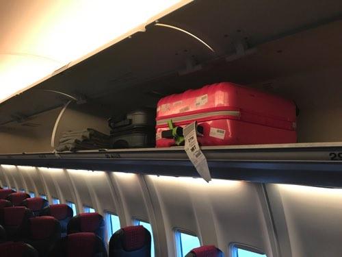 รีวิวที่นั่งชั้นประหยัด JAL