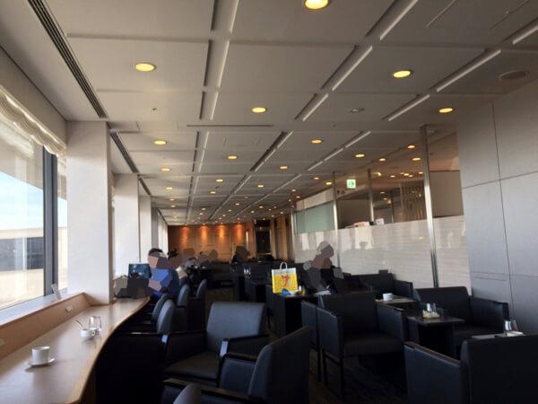 ANA Lounge คันไซฤ