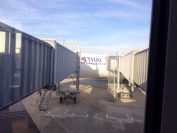 รีวิว การบินไทย KIX