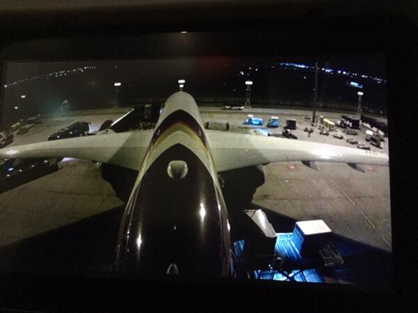 สนามบินสุวรรณภูมิ การบินไทย