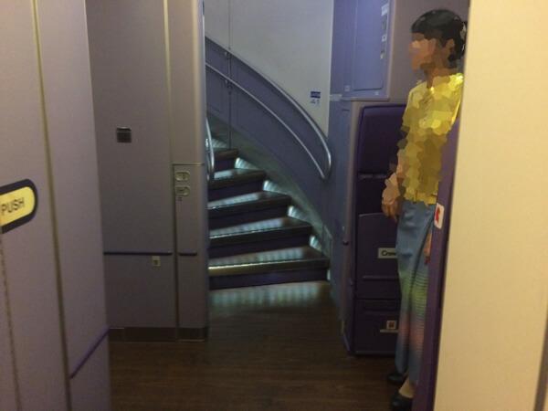 เครื่องบินการบินไทย ชั้น2