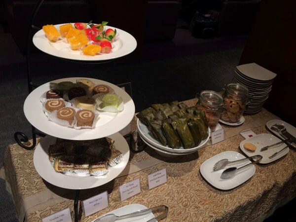 รีวิว อาหารห้องรับรอง thai Royal silk lounge