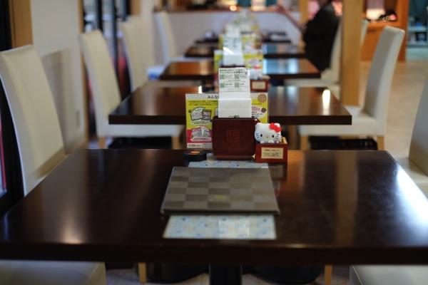 Japanese tea house Hello kitty kyoto รีวิว