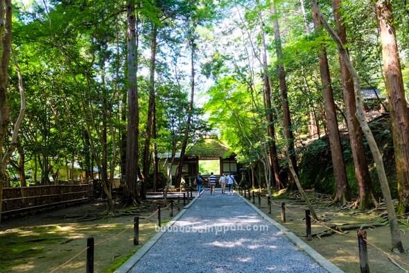 เที่ยวเกียวโต 2 วัน