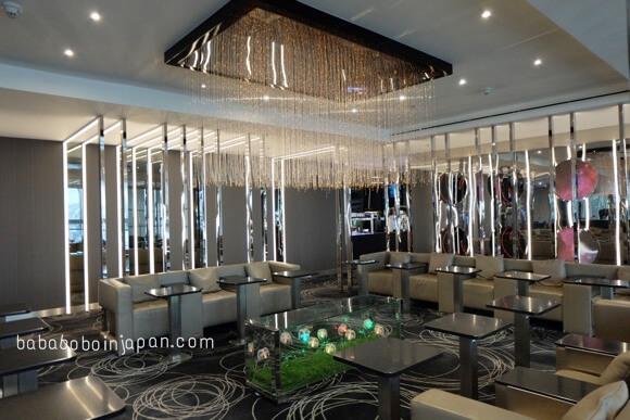 รีวิว Eva Lounge สุวรรณภูมิ