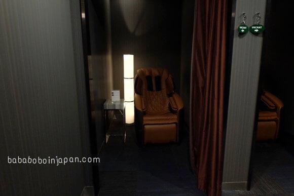 เก้าอี้นวดในเลานจ์Eva