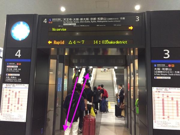 วิธีไปเกียวโตจากสนามบินคันไซ