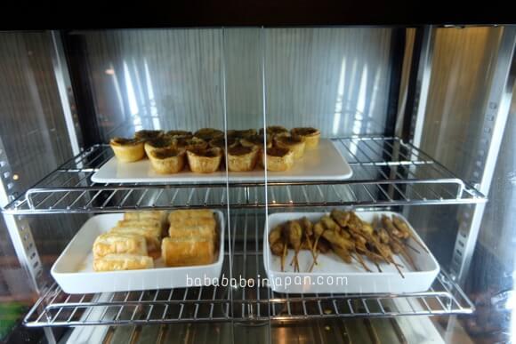 อาหารในเลาจน์การบินไทย รีวิว