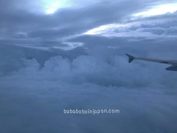 เครื่องบินฝ่าพายุ