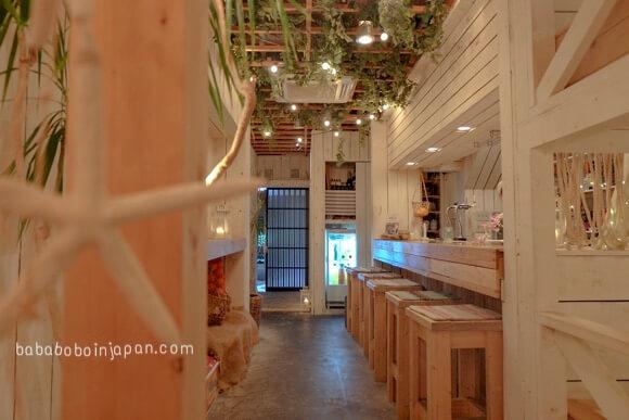 ร้านกาแฟน่ารัก เกียวโต