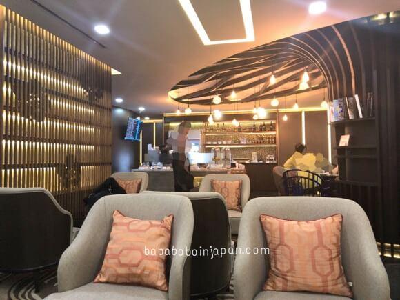 china airlines lounge สุวรรณภูมิ