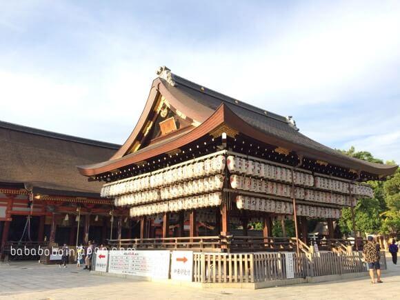 ศาลเจ้าเกียวโต