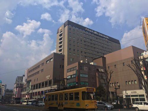 โรงแรม คุมาโมโตะ