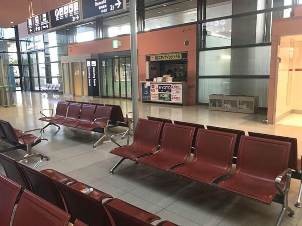 วิธีการเดินทางไปเกียวโตจากสนามบินคันไซ