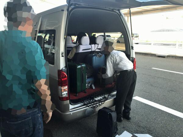 รีวิวเกียวโตไปสนามบินคันไซ