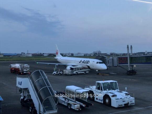 JAL ภายในประเทศ