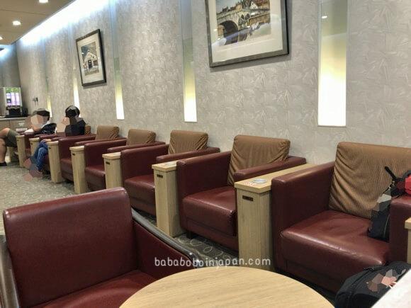 ห้องรับรองสนามบินคันไซ hiei