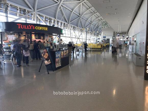 ห้องรับรองสนามบินคันไซเครดิตการ์ด