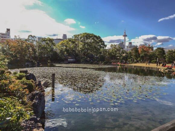 เที่ยวเกียวโต