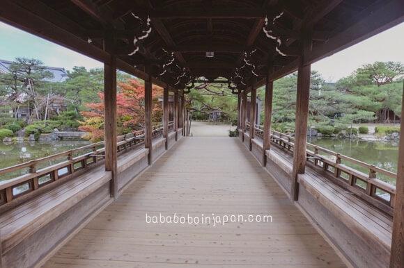ศาลเจ้า เกียวโต