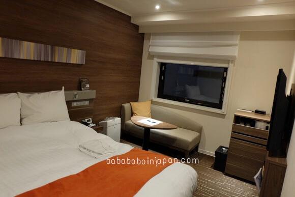 Hotel JAL city sendai แนะนำ