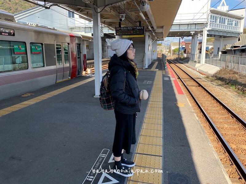 รีวิว นั่งรถไฟญี่ปุ่น
