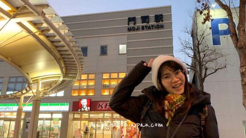 Moji station