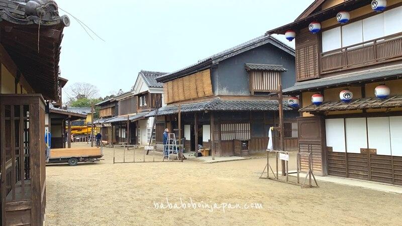 รีวิว Toei kyoto studio park